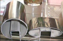 焊接不锈钢凹槽管(齐全)
