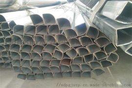 根据要求专业生产定做四边梅花管六边梅花管等异形钢管