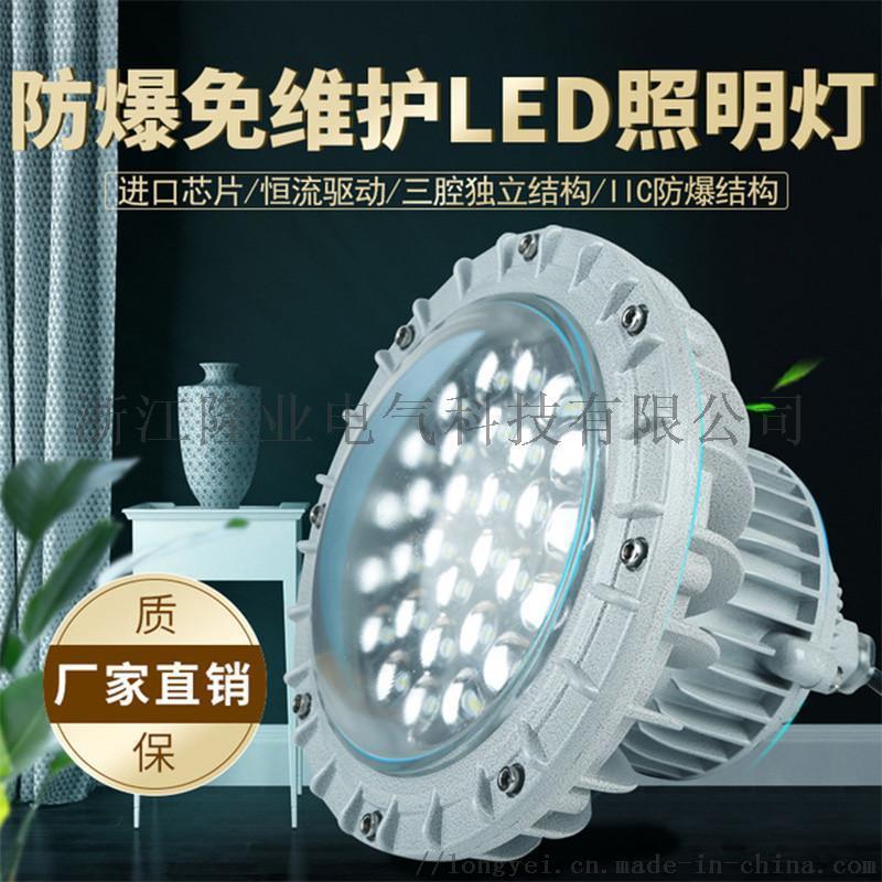 防爆防腐防水LED照明燈平檯燈隔爆型防爆燈具