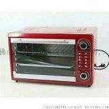 批發48升多功能電烤箱,機械調溫電烤爐
