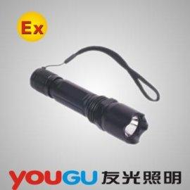 LED微型防爆强光电筒