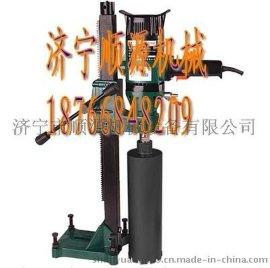 HZ-120型手提台式两用型(专利产品)电动取芯机