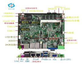 深圳3.5寸I7工控主板