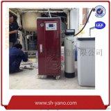 上海申嘉塗料廠塗料膠水加溫用18KW電蒸汽鍋爐