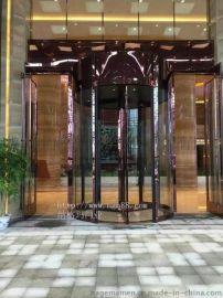 湖北旋转采购价格_生产安装湖北酒店旋转门制造商