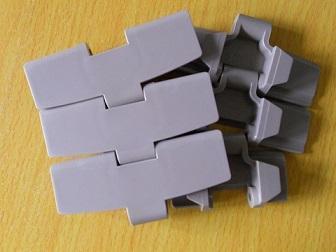 食品行业专用微波塑料链板