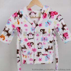 2015新款 法兰绒浴袍、睡袍