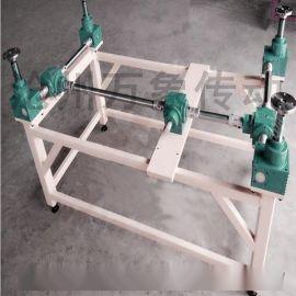 厂家生产丝杆升降平台|同步联动 丝杆升降机,蜗轮丝杆升降机