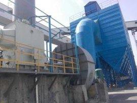 反吹布袋除尘器 气箱脉冲袋式除尘器 SZD组合静电除尘器