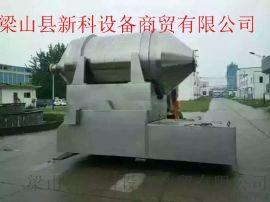 梁山  EYH系列6000L二手二维运动混合机,全不锈钢