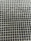 白色PE夹网布 网格布 花房用网格布