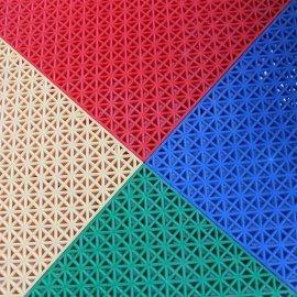 厂家直销悬浮地板 篮球场地板 悬浮拼装地板 运动场所地板