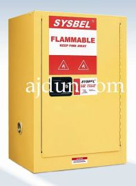 FM认证防火柜,防火防爆柜,sysbel易燃液体安全储存柜