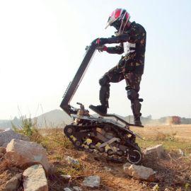 户外租赁神器:DTV X-TANK 铁甲骑兵 越野全地形坦克车