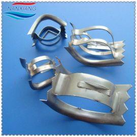 金属散堆填料不锈钢异鞍环304矩鞍环 316L异鞍环