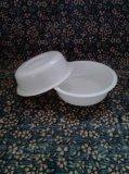 一次性PP封膜雙色八寶飯塑料碗