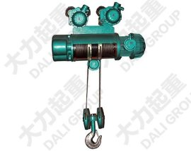 防爆钢丝绳电动葫芦2吨6米4级单速防爆葫芦