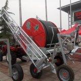 卷盘式喷灌机JP75大型移动喷灌设备山东抗旱喷灌设备