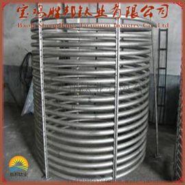 供应优质钛盘管 管式热交换器 耐腐蚀钛设备