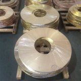高精品质深圳黄铜带H65,0.2半硬黄铜带厂家