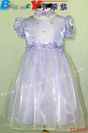 贝瑞妮儿童礼服、公主裙、儿童服装-TLF019