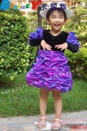 贝瑞妮儿童礼服、公主裙-TLF013