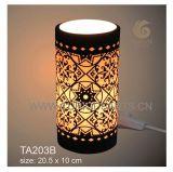 瓷雕薰香檯燈 (TA202P)