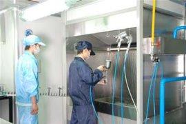 环保型水帘柜 水濓喷漆台 水濂柜 喷油柜