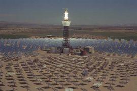 中利太陽能鏡子太陽能聚熱發電反射鏡定日鏡