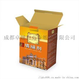 填缝剂包装盒生产厂家|勾缝剂纸箱