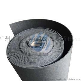 丽业建材电子交联聚乙烯隔声保温复合垫板隔声减振垫