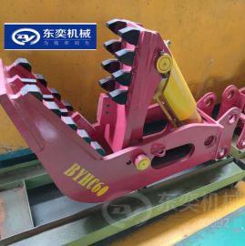 挖机粉碎钳 200型液压粉碎钳广州销售