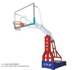 篮球架系列弹性平衡篮球架