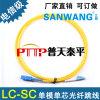FC(PC/UPC/APC)光纖跳線