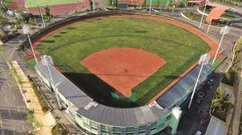國際網聯ITF認證牛棚訓練棒壘球場進口紅土