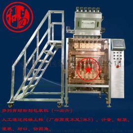 多列粉剂包装机,蓝莓酵素固体饮料包装机,
