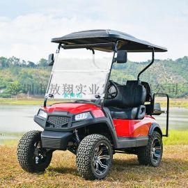 深圳高尔夫球车厂家推出2020越野型四座高尔夫球车