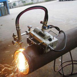 供应磁力管道切割机 手摇管道切割机 管道气割机厂家