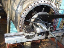 供应法兰端面修复机HT2000MM