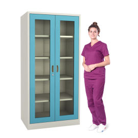 SKH052A 彩喷针剂柜 器皿柜 存储柜