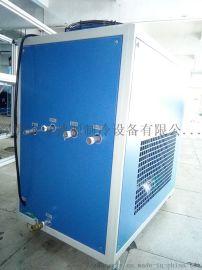 风冷水箱式循环控温冷却机
