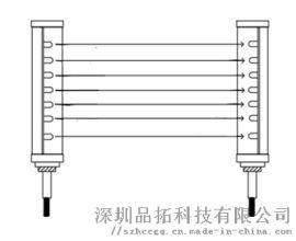 安全光幕产品说明书 安全光栅保养 故障排除及检修