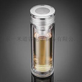 山东双层玻璃杯定制广告杯礼品杯生产厂家直销价格