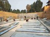 长春抗浮式地埋式无底板一体化消防泵站安装调试