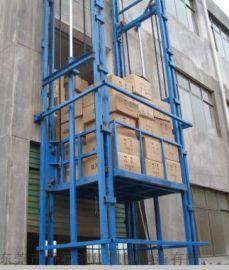 厂家定制导轨式升降机升降货梯升降平台货物提升机