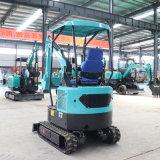 運輸方便小型挖掘機 伸縮底盤小挖機廠家 進口配置