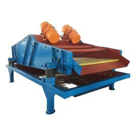 震动矿用选矿分离设备泥沙细沙回收脱水一体机