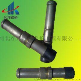 声测管-螺旋式声测管-彦邦螺旋式声测管规格型号