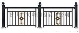 铝合金护栏现代豪华铝艺阳台栏杆