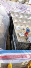天津地埋式消防一体化供水设备 地埋式箱泵一体化